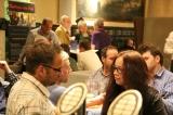 Volles Cafe im Josef